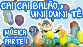 Download CAI CAI BALÃO, UNI-DUNI-TÊ E OUTRAS CANÇÕES INFANTIS | BEBÊ MAIS MÚSICA | PARTE I Video