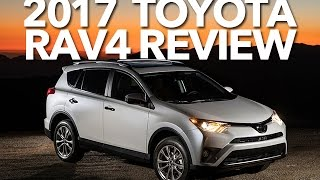 Download 2017 Toyota RAV4 review: What they are not telling you about this SUV Video