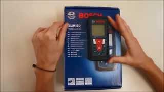 Download Bosch GLM 50 Video tutorial Review Distanciometro Láser - Español Video