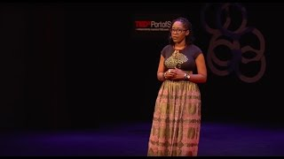 Download There is power in your story. | Akosua Dardaine Edwards | TEDxPortofSpain Video