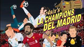 Download Parodia animada de la Champions del Real Madrid Video