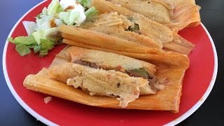 Download Tamales De Res (How To) Video