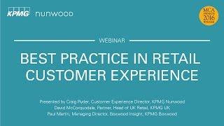 Download Best Practice in Retail Customer Experience Video