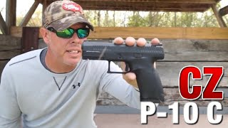 Download Why the CZ P10C can't be the Glock-killer it wants to be Video