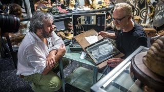 Download Peter Jackson and Adam Savage Open John Chambers' CIA Make-Up Kit! Video
