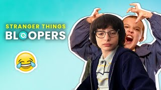 Download Stranger Things: Bloopers And Funny Moments Revealed |🍿 Ossa Movies Video
