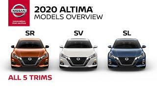 Download 2020 Nissan Altima Sedan Walkaround & Review Video