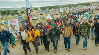 Download DAPL moved pipeline south to avoid white populations – Native American historian Video