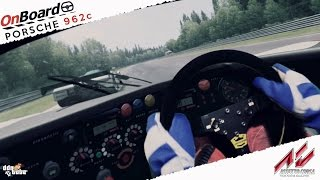 Download Assetto Corsa Porsche 962c Vs Mazda 787B Real Onboard Cam at Spa Video