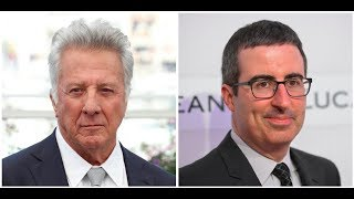 Download Dustin Hoffman and John Oliver Clash Over Sexual Harassment Allegations | WWD Video