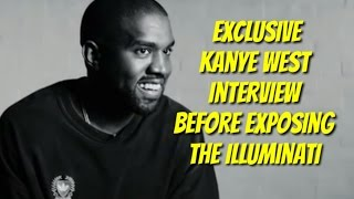 Download Kanye West Interview Days B4 Exposing The Illuminati & Jayz In Sacramento | DocHicksTv Video