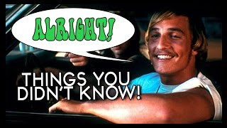 Download 7 Things You (Probably) Didn't Know About Dazed and Confused! Video