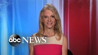 Download Kellyanne Conway Interview on Clinton Aides Clash Video