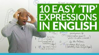 Download 10 ″TIP″ Expressions in English Video