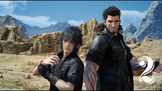 Download [Live FR HD] Let's Play Final Fantasy XV #2 : So much quêtes ! Video