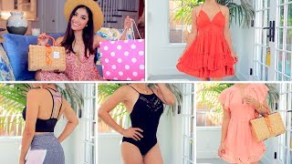 Download Summer Fashion TRY ON Haul| Nike, PINK VS, Free People + MORE Video