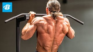 Download Back Anatomy & Training Program | Built By Science Video
