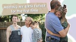 Download Meeting My Birth Father For The First Time ♡ My Adoption Story Video