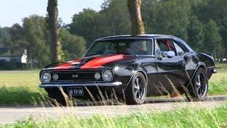 Download 1967 Chevrolet Camaro SS | LOUD V8 SOUND! Video