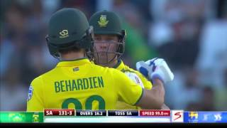 Download South Africa vs Sri Lanka - 3rd T20 - SA Innings Video
