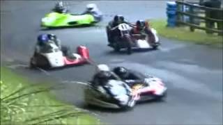 Download 1951 Triumph sidecar outfit Scarborough Olivers Mount Video