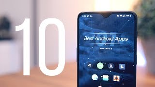 Download Best Android Apps - November 2018! Video