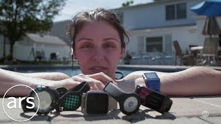 Download Looking for a swim tracking device? We compared a few. Video