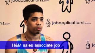Download H&M Interview - Sales Associate Video