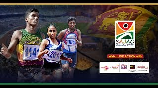 Download South Asian Junior Athletic Championship, Colombo 2018 - Day 2 Video