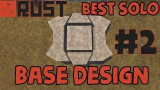 Download RUST BEST SOLO BASE DESIGN #2 - The Whale Video