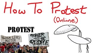 Download How To Protest Online (Using The WSJ Pewdiepie Thing As A Case Study) Video