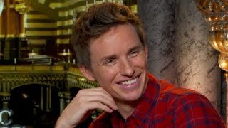 Download EXCLUSIVE: Eddie Redmayne on Fatherhood: 'I Don't Think Anything Can Prepare You' Video