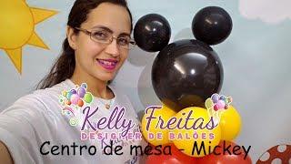 Download Centro de Mesa Mickey Video