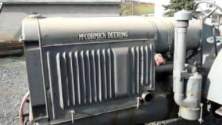 Download 1929 McCormick-Deering 22-36 Start and Run Video