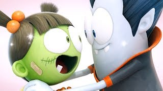 Download Funny Animated Cartoon | Spookiz | Kizzi Plants Tomatoes | 스푸키즈 | Kids Cartoons | Videos for Kids Video