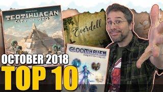 Download Top 10 hottest board games: October 2018 Video