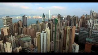 Download Hong Kong drone in 4K Video