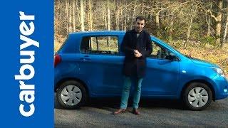 Download Suzuki Celerio hatchback review - Carbuyer Video