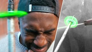 Download JET POWERED FIDGET SPINNER TO THE FACE!! Video