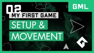 Download My First Game - GML - Setup & Movement - Space Rocks (Part 2) Video