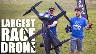 Download World's Largest Race Drone | Flite Test Video