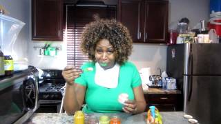Download GloZell's Baby Food Challenge! Video