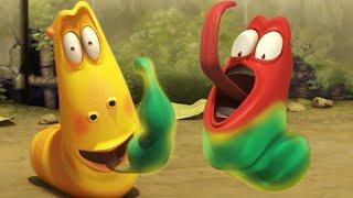 Download LARVA - SÚPER LÍQUIDO | 2018 Película Completa | Dibujos animados para niños | WildBrain Video
