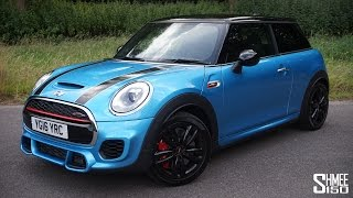Download Test Driving the MINI JCW - A Proper Pocket Rocket! Video
