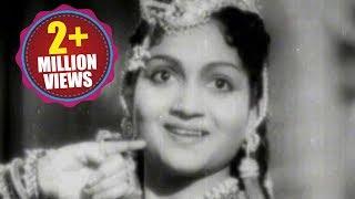 Download Anarkali songs - Rajasekhara Neepai Moju Thiraledura - Akkineni Nageshwar Rao, Anjali Devi Video