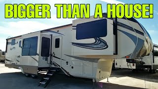 Download CHECK OUT THIS BEAST of a Fifth Wheel RV! Grand Design ST 380FL-R Video