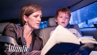 Download Samantha Power on Diplomacy, Motherhood, and the 24-7 Job 'of a Lifetime' Video