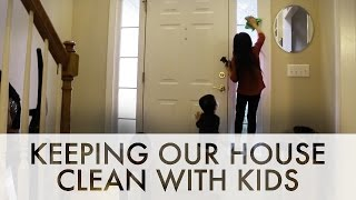 Download How We Keep Our House Clean with a Big Family Video
