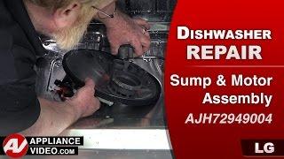 Download LG dishwasher - not draining water - Repair & Diagnostic Video