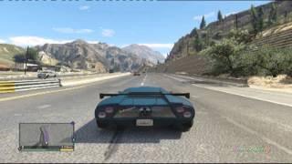 Download GTA V: Giro Completo Dell'Isola - Pimped Infernus Video